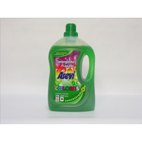 Detergente Liquido Colores Ref. 23563