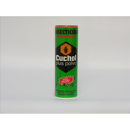 Insecticida Cuchol Polvo  250 G.  Rfª. 37520
