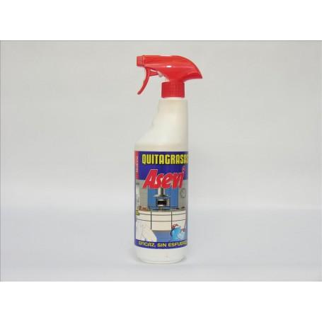 Quitagrasa Asevi Pulverizador 750 ml.  Rfª. 26134