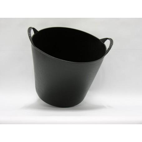 Capazo Negro 26 L.