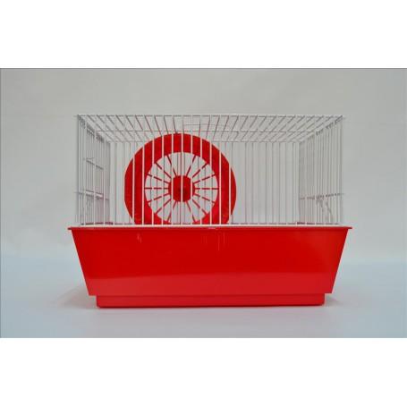 Jaula Hamster Eco Colores Pequeña  Rfª. 234025
