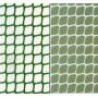 Malla Plastico Verde Agujero Pequ. 5x5 Rfª. 313004