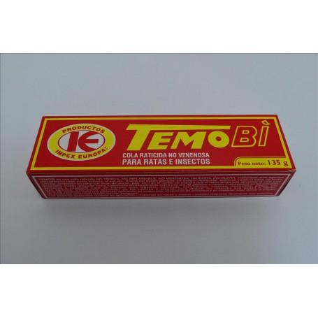 Temobi Cola Raticida 135 grs. (0100170)
