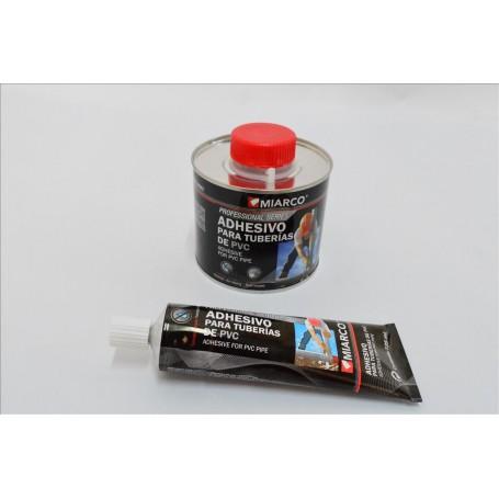 Adhesivo Tubo PVC  Miarco  500 ml.  Rfª. 12103