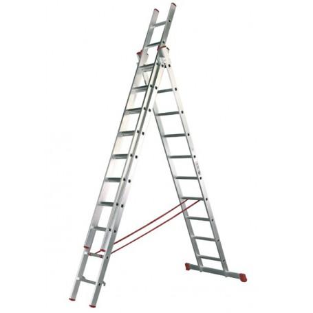 Escalera 3 Tramos  2.00x2.00x2.00  (3x7)