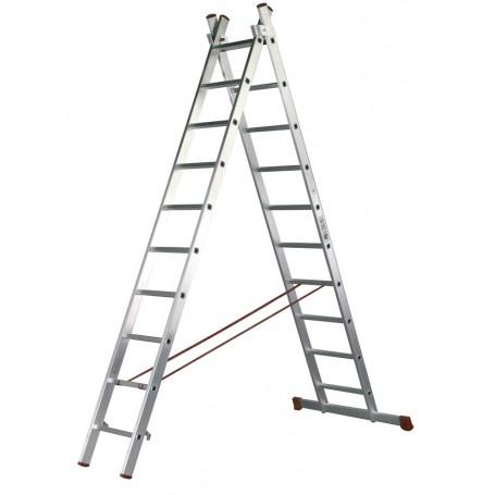 Escalera 2 Tramos  2.00x2.00  (2x7)