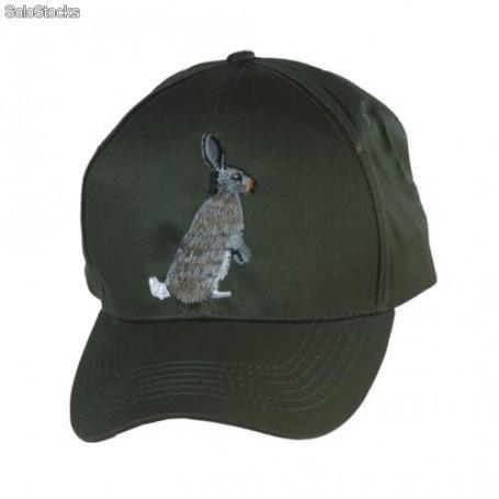 Gorra Verde Conejo Rfª. 3653 T/59