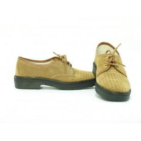 Zapato Calado S/Arena P/Negro Rfª. 307  Nº 39