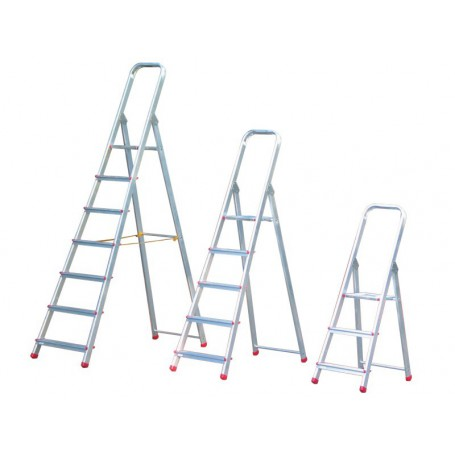 Escalera Aluminio 3 Peldaños