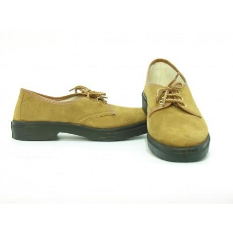 Zapato Blucher S/Arena P/Negro  Rfª. 306  Nº46