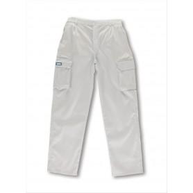 Pantalon Tergal Blanco 488-PTTOP T/42