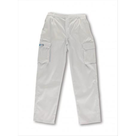Pantalon Tergal Blanco 488-PTTOP T/50