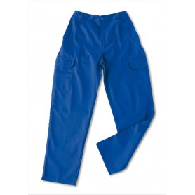 Pantalon Vertice Laboral Azulina Rfª. 31601  T/52