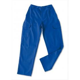 Pantalon Vertice Laboral Azulina Rfª. 31601  T/54