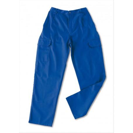 Pantalon Vertice Laboral Azulina Rfª. 31601  T/56