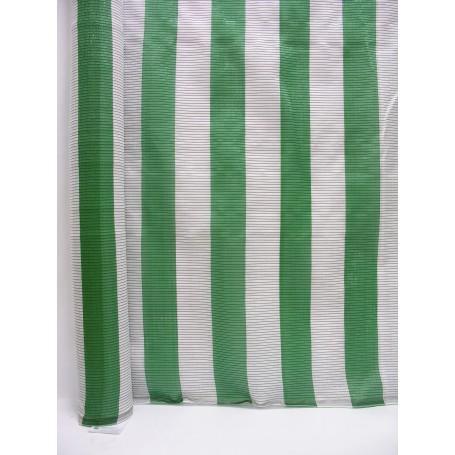 Pieza Malla Agricola Sombreo Verde-Blanca  2x100