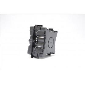 Caja mecanismos cuadrada con tornillo Rfª. 449.2