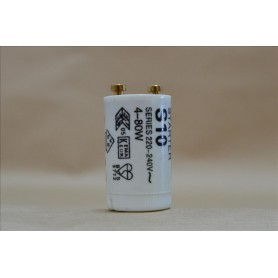 Cebador Tubo Fluorescente 4-80 Wts. Rfª 3124