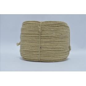 Cuerda de Cañamo  4 mm. 200 Mts.  000CA001