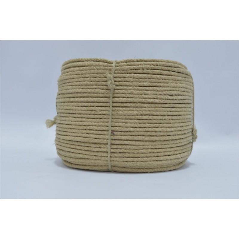 cuerda de caamo 5 mm 200 mts 000ca003 - Cuerda De Caamo