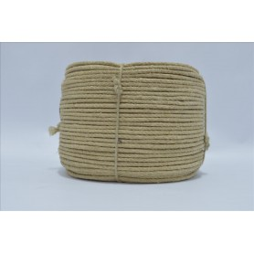 Cuerda de Cañamo  8 mm.  Rfª. 000CA008