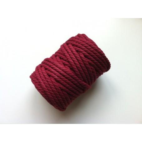 Cuerda Macrame Rojo
