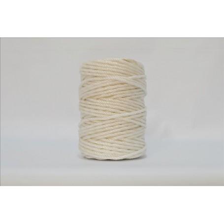 Cuerda Plastico Blanco 5 mm.100 Mts. Rfª. C0000047