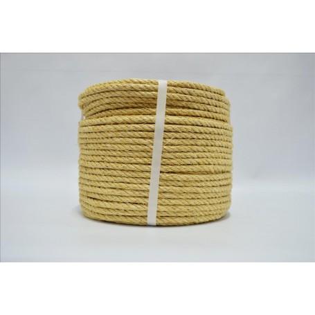 Cuerda Sisal   8 mm.  Rfº. E0000097