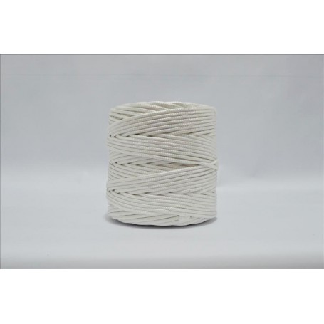 Cuerda Trenzada Polipropileno  Blanca  Rfª.0000631