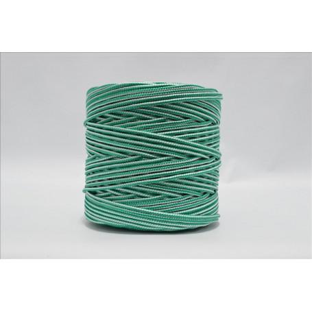 Cuerda Trenzada Polipropileno Verde  Rfª. A0000647