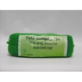 Malla Antipajaros 2x5 Verde  Rfª. 150002