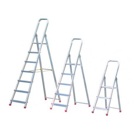 Escalera Aluminio 5 Peldaños