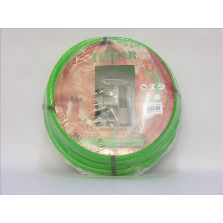 Kit Trizar 5/8´ Verde 15 Mts.  Rfª. 11119007